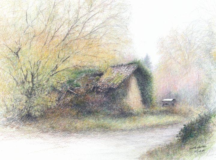 Bread Oven in Ruins - Henry Whittell