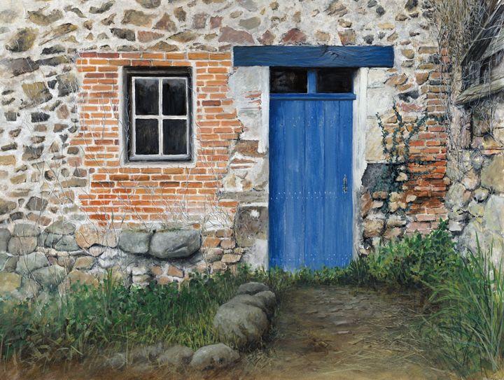 Blue Door - Henry Whittell