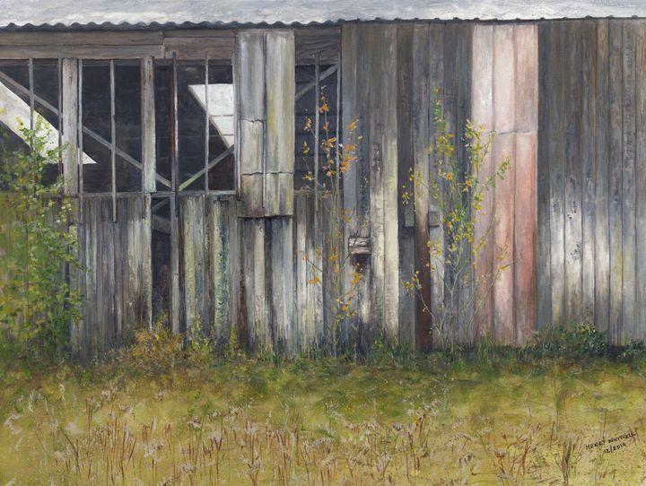 Farm Buildings - Henry Whittell