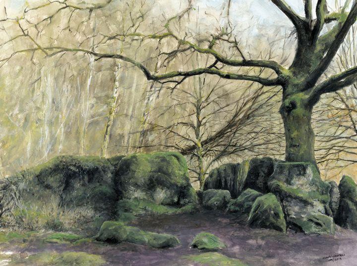 Outstanding Oak - Henry Whittell
