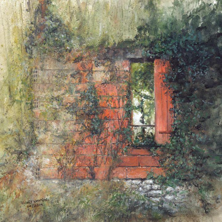 Derelict Cabin - Henry Whittell