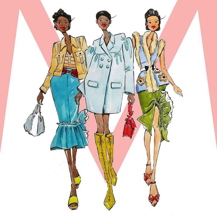 Fashion show - Ryssarty