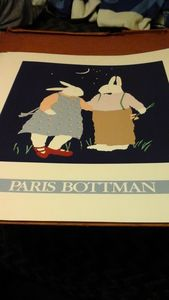 Paris Bottman rabbits