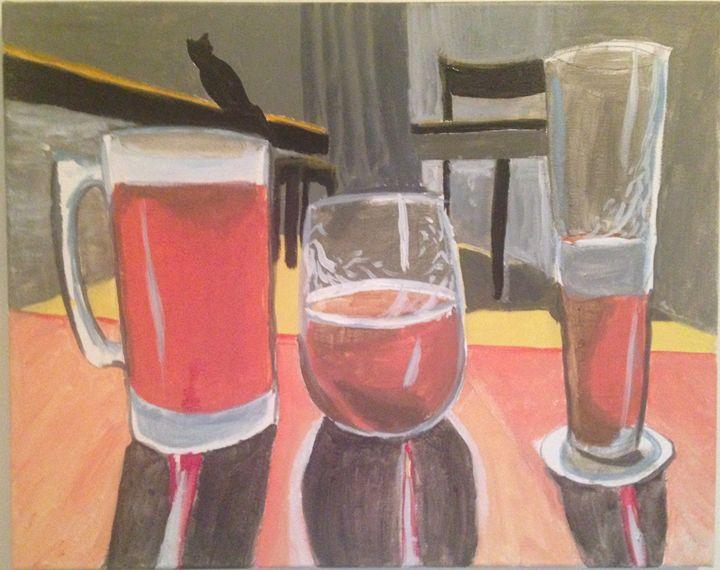 Beer Glass - D-Shlo