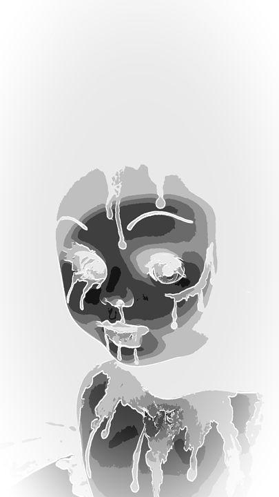 Moody Doll Series - Art of Nikki Nade (AU)