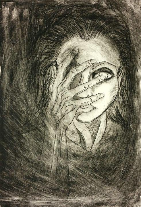 The Hidden (Edit) - Art of Nikki Nade (AU)