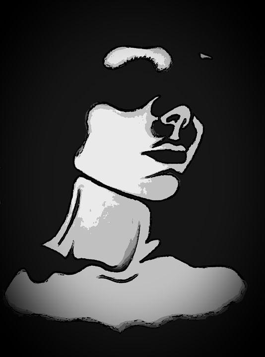 Blind Shadows (Edit) - Art of Nikki Nade (AU)