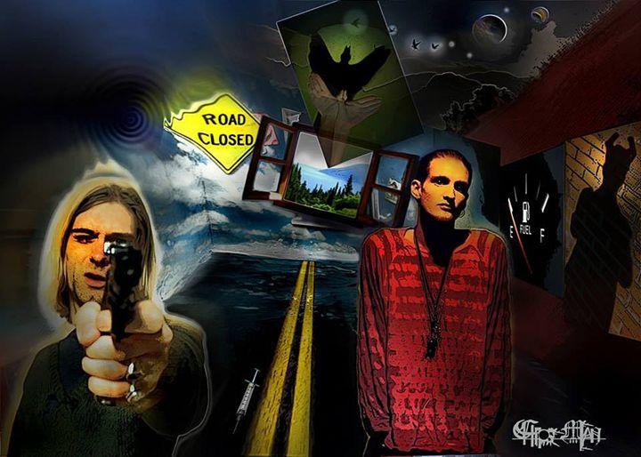 Broken Boulevard / Paranoia Failure - Chaosdrawing