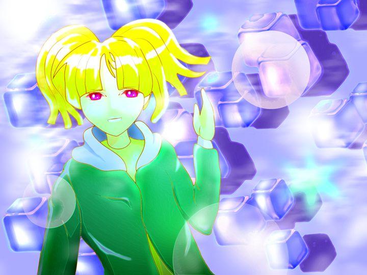 anime girlds 10018 - wpitipong