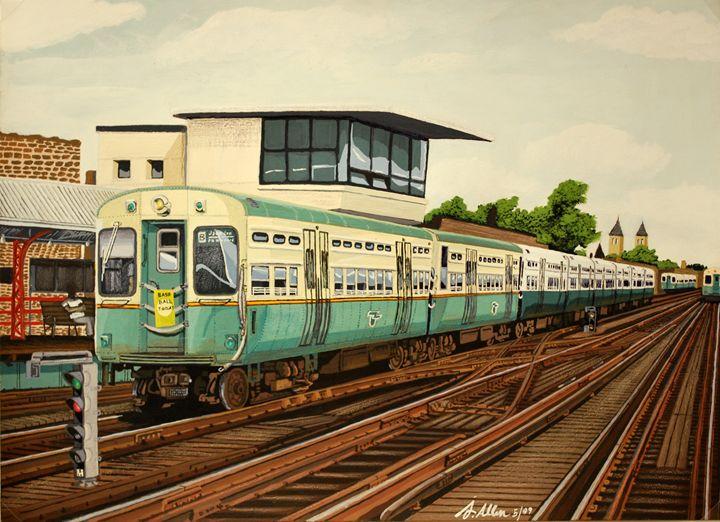 Crosstown Classic - Tech83Studio