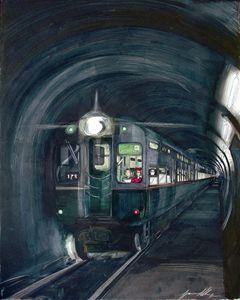 Milwaukee avenue subway