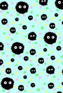 Soot Sprite Wallpaper