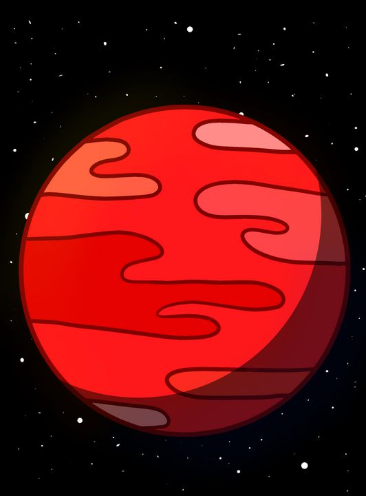 Red Planet - Astral Arts