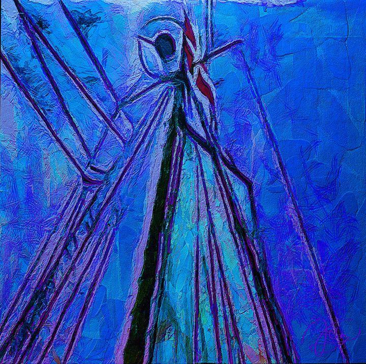 Sailing thru the night 2 - Konstantin Sochnev