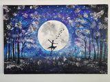 """""""Nature Dance"""" - Original Paintings"""
