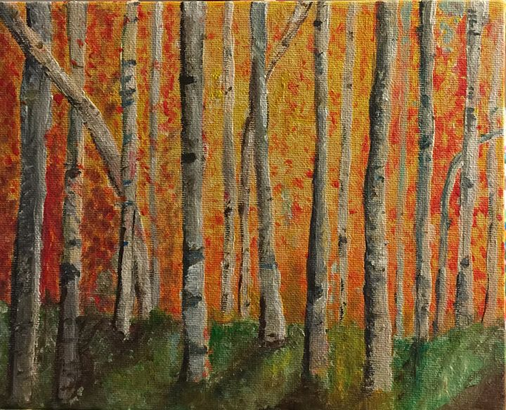 birches - SO art