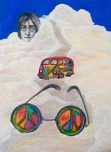 John Lennon - Imagination