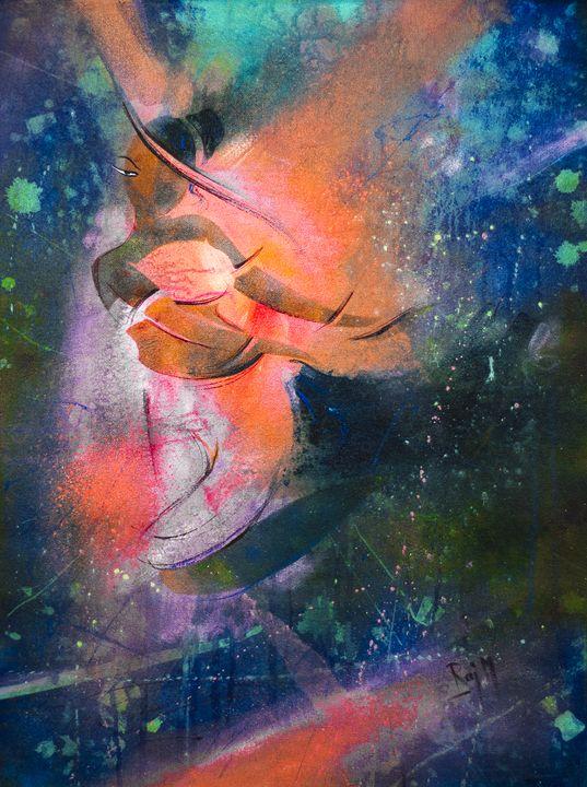 Turning Towards Love - Raj Maji