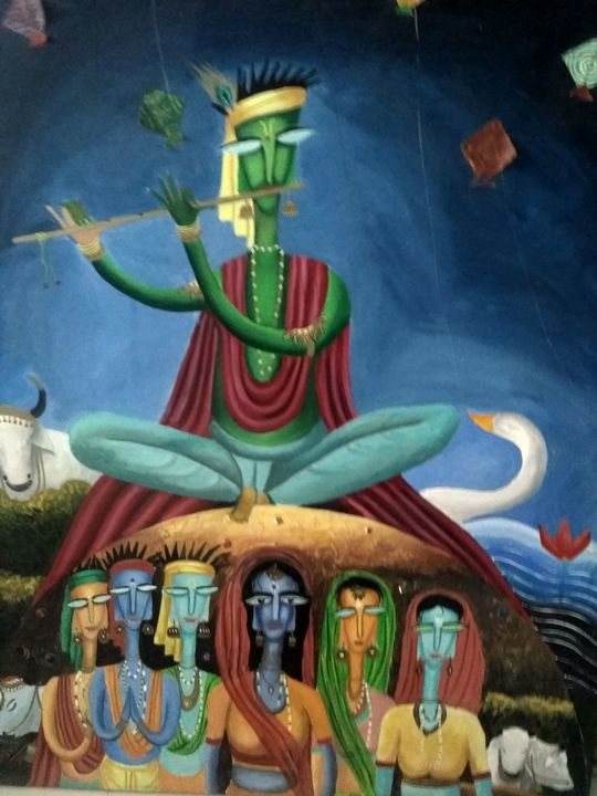 Radha Krishna - BIRENDRA KUMAR SINGH