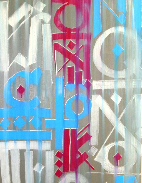 Red Blue White - Christian Weykamp