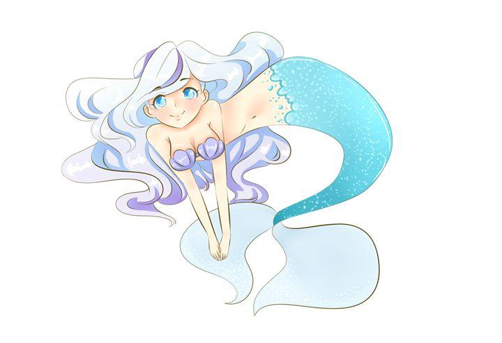 Arctic Mermaid - Aki Kishi