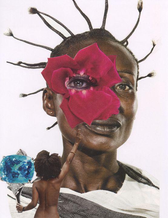 Healing Claudine - Rachel White