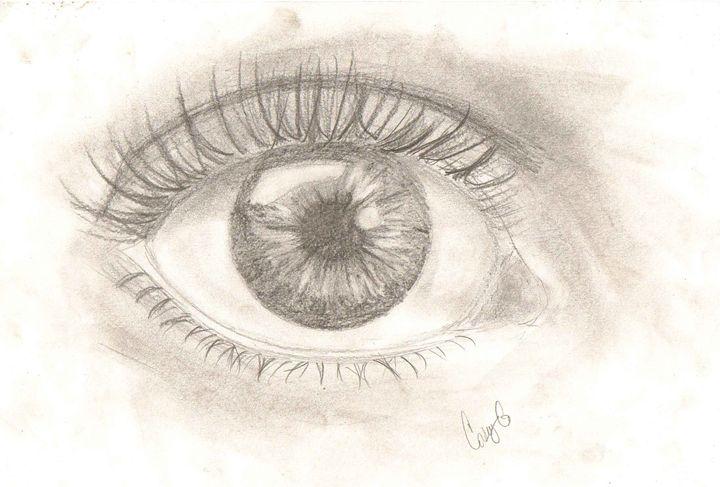 Eye - Casey's Art