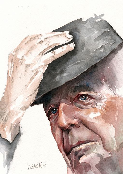 Leonard Cohen - Anthony Mckenzie