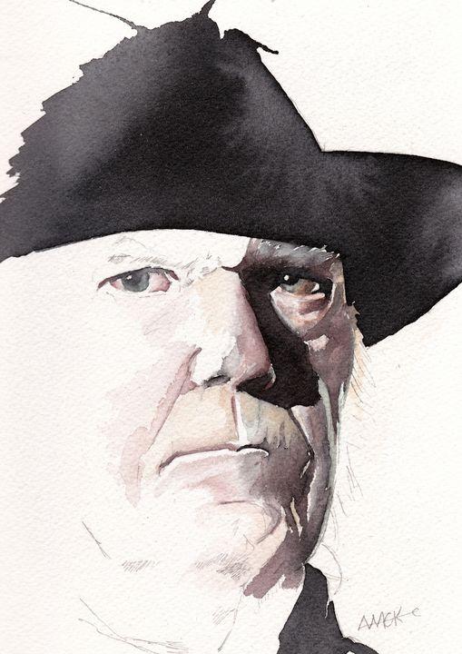 Neil Young - Anthony Mckenzie