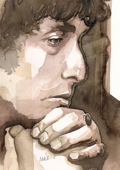 Bob Dylan - Anthony Mckenzie
