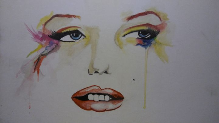 Marlin Monroe - Paintings and Such by Kelsey Robertson