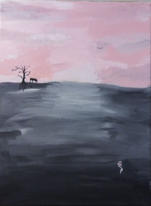 Afar - Paintings and Such by Kelsey Robertson