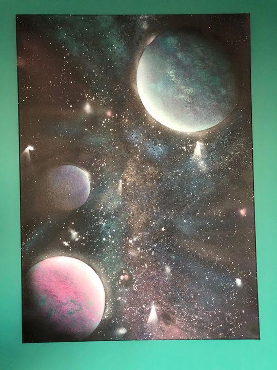 Cosmos 4 - Lewapko