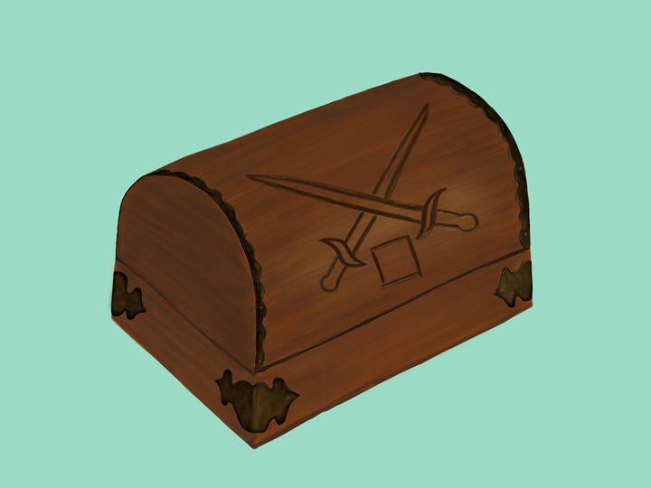 Pirate Box - Kelly McVinnie