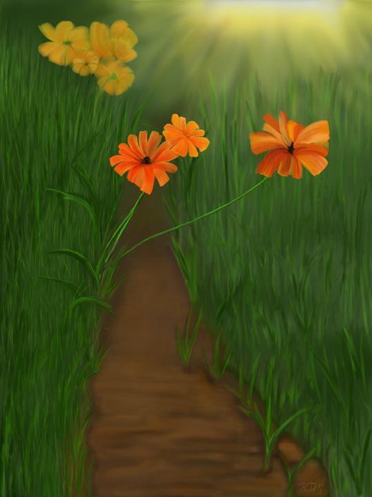 Poppies - Kelly McVinnie