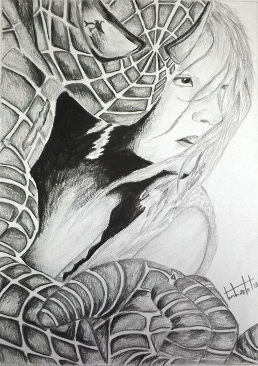 Spiderman - Thenmozhi Muthukumar
