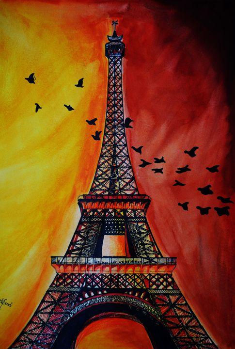 ParisLove - Chahat suri