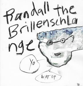 Randall the Brillenschlange