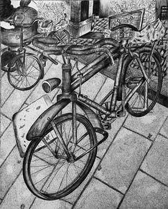 Bike in Zakynthos Greece