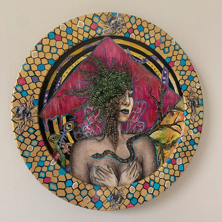 Eva - Mostovych Art