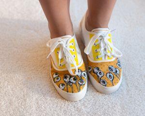 Shoe art - Mostovych Art