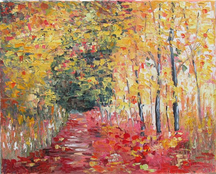 Autumn Colors - Elena Nayman