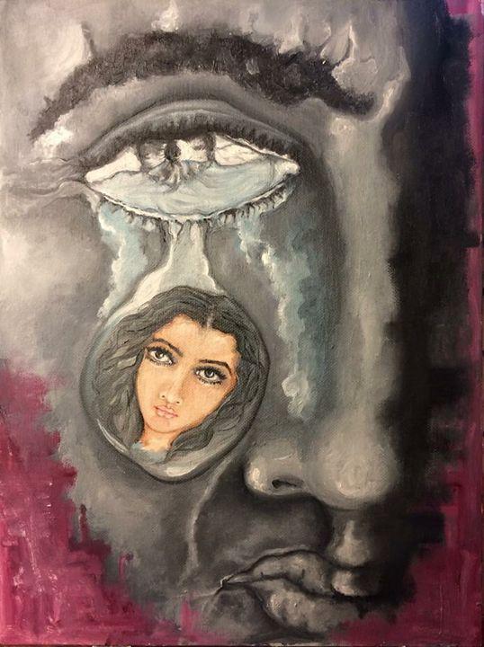 Memory tears - Kriyaarts