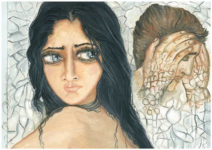 Falling apart - Kriyaarts