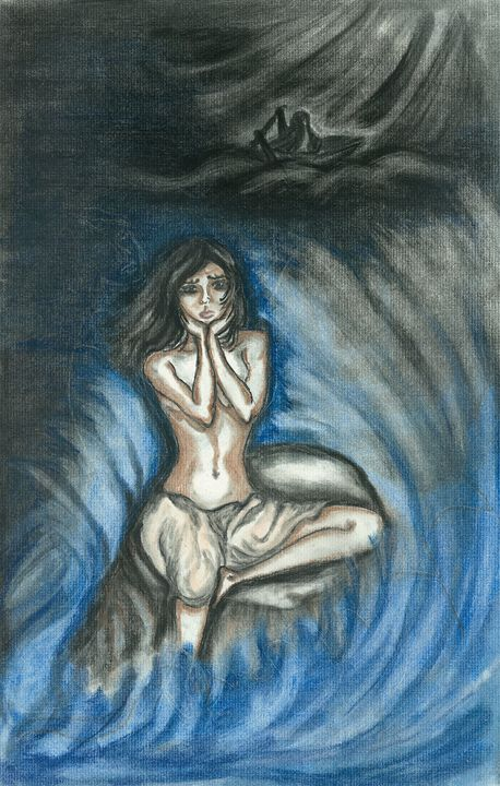 Sea and soul - Kriyaarts