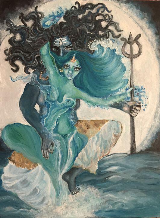Divine dance - Kriyaarts