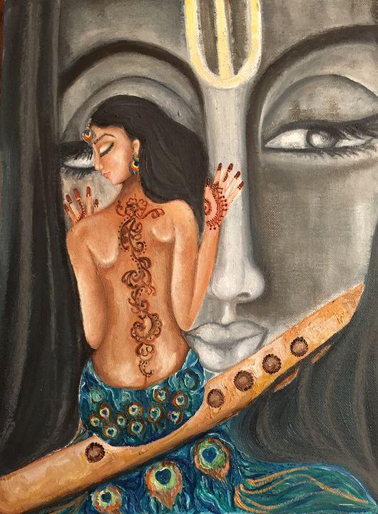 Flute of love - Kriyaarts