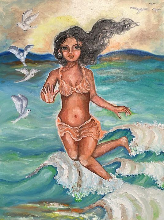 Goodbye summer - Kriyaarts