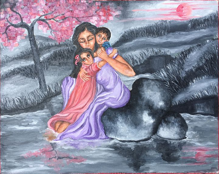 Mother's Love - Kriyaarts
