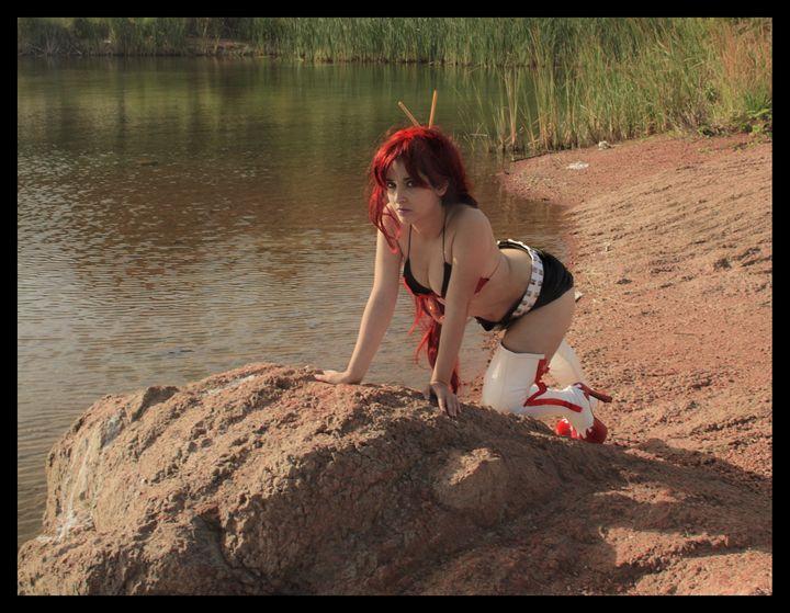 Yoko Littner time skip - Victoria Russo